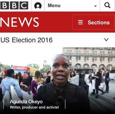 BBC Group Interview: Women Protest Trump Across America