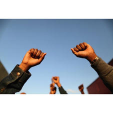 Essence OpEd: The March For Racial Justice: It's Time To Shift Power Away From White Supremacy