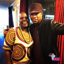 Sway in the Morning Interview: Agunda Okeyo Introduces Sisters of Comedy at Caroline's on Broadway