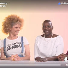HelloBeautiful 'Chick Chat' Interview: Fighting Back Against The Patriarchy With Comedy