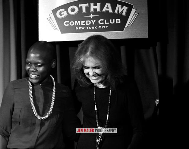 ANIMAL NY: Gloria Steinem Shuts Down 'Politically Correct' Critique of Comedy in One Quote