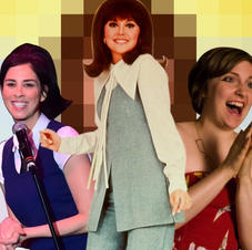 The Daily Beast OpEd: Comedians and Feminism Getting Laughs