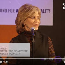Short: 'A Night of Comedy with Jane Fonda' (short) directed by Agunda Okeyo