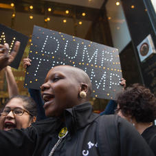 OkayAfrica OpEd: Why We're Taking Our Protest Okay Africa OpEd - Against Racism and Misogyny To Trump Tower