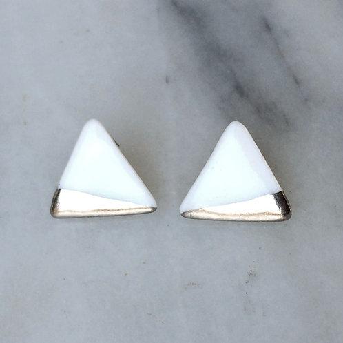 Porcelain & Platinum triangles
