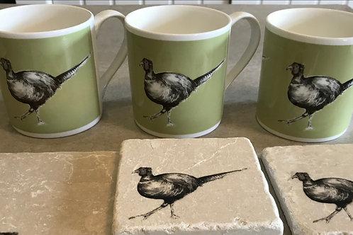 Patrick large china mug