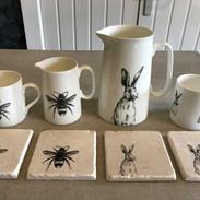 china jugs and mugs