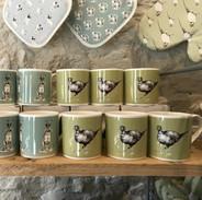 large china mugs