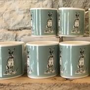 Horris large china mug