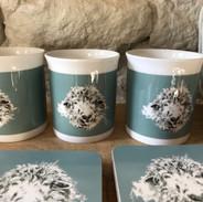 Sandra sheep mug