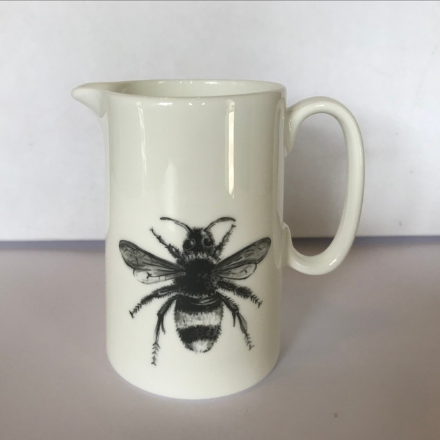 buzz china jug, small