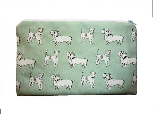 Sausages & Fanny cosmetic bag