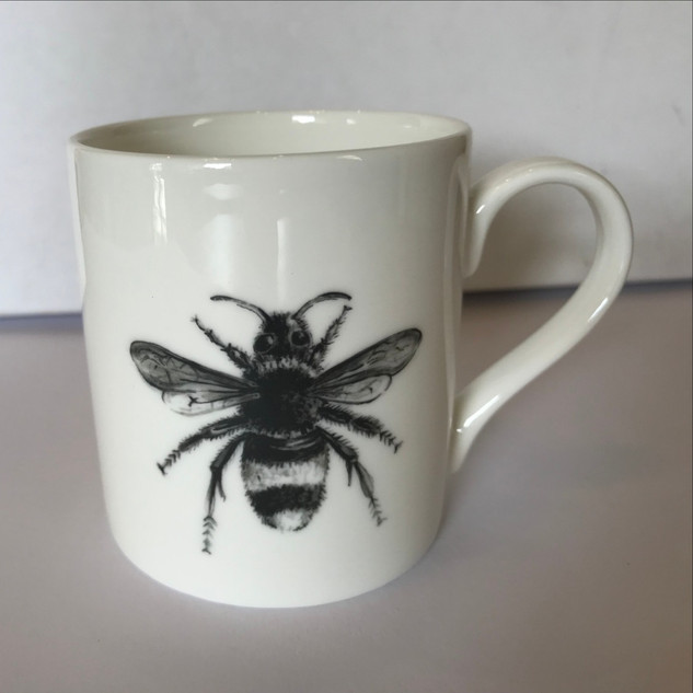 buzz china mug, small