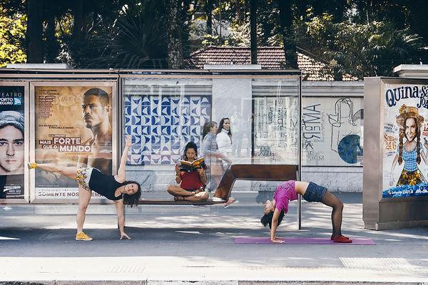 yoga no ponto