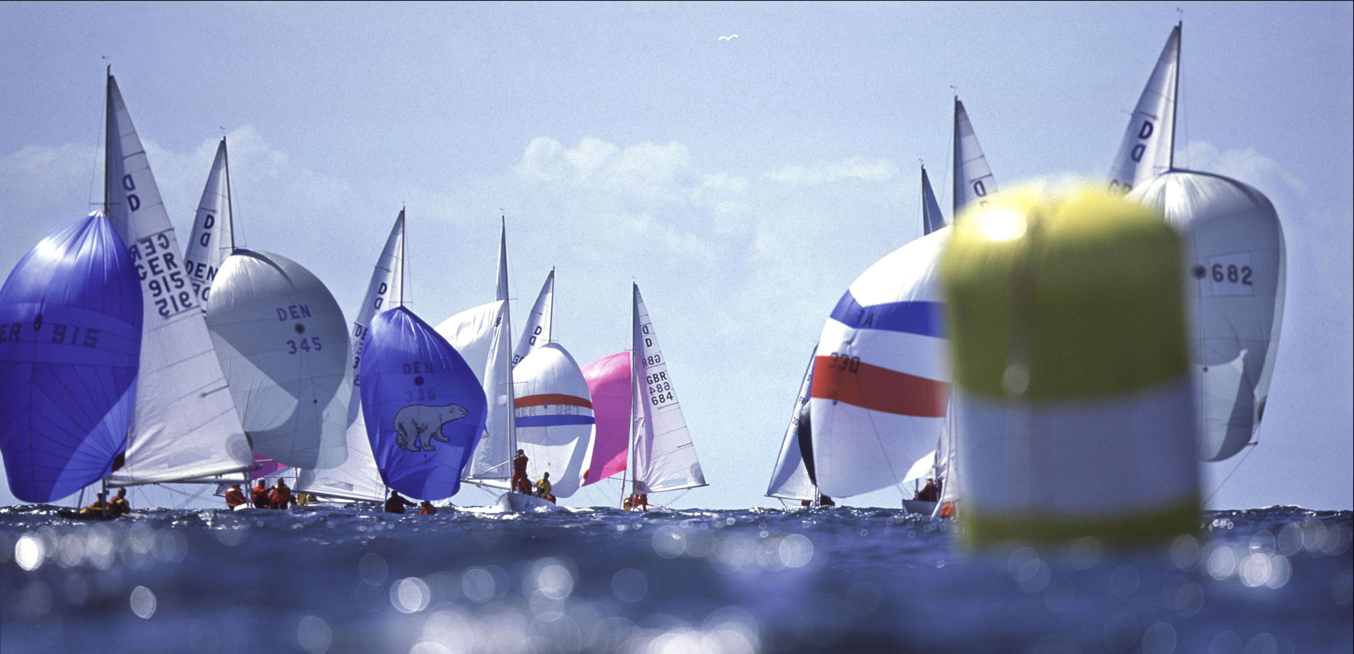 Regatta Sailing-rvb