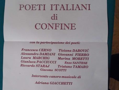 POETI ITALIANI DI CONFINE