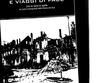 IL POETA SCRIVE LA STORIA DELLA RECENTE DISSOLUZIONE DELLA FEDERAZIONE SOCIALISTA DI YUGOSLAVIA