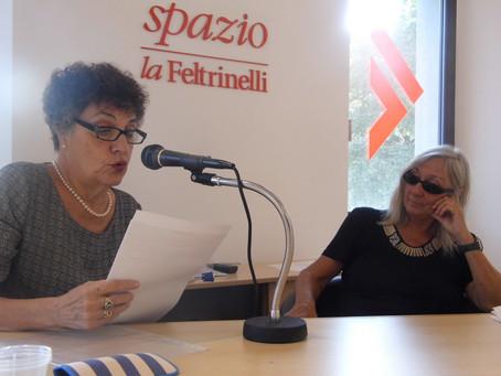 ALLO SPAZIO ESPOSITIVO <LA FELTRINELLI> di Udine: SINTONIE 2 con INCURSIONI POETICHE a cura de