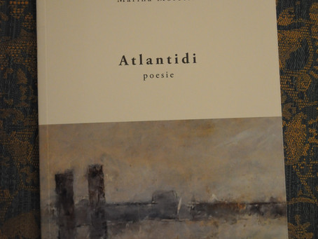 Nuova Edizione di ATLANTIDI  di Marina Moretti