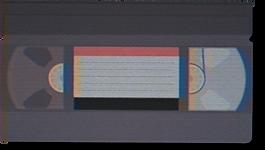 retro vhs tape