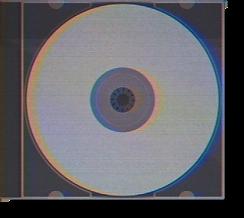 retro cd case