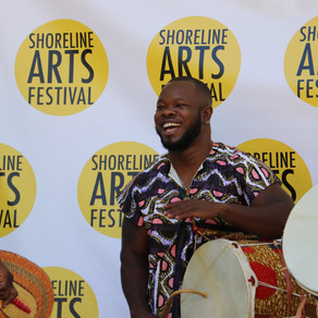 That's a Wrap on the 2021 Shoreline Arts Festival!