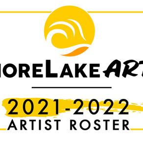 2021-2022 Artist Roster Announced