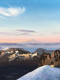 246. Rainier Dawn -- Nov 2020