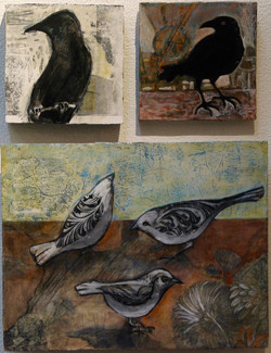 Bird Collage 2 - 1