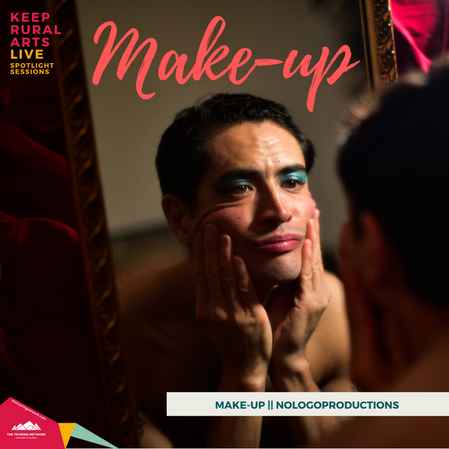 THEATRE: Make Up, NoLogo Productions