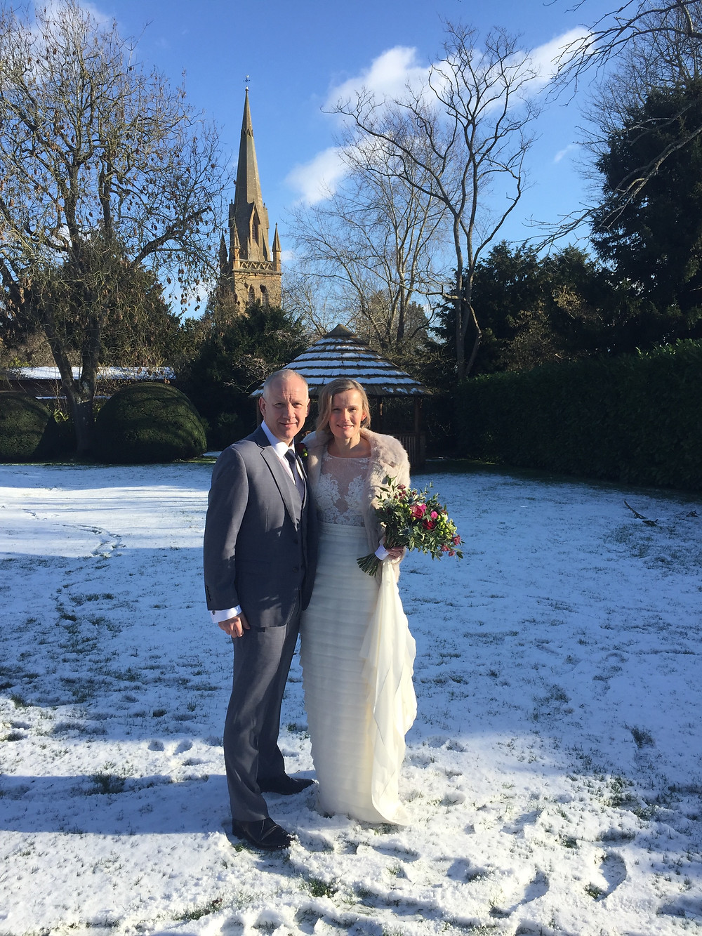 Winter wedding in the Cotswolds, Manor House Hotel in Moreton in Marsh, Tetbury