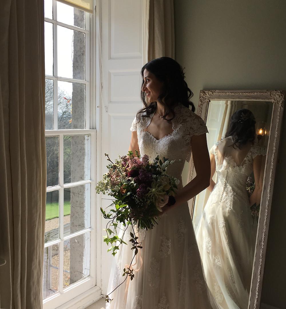 Wedding at Pennard House in Somerset