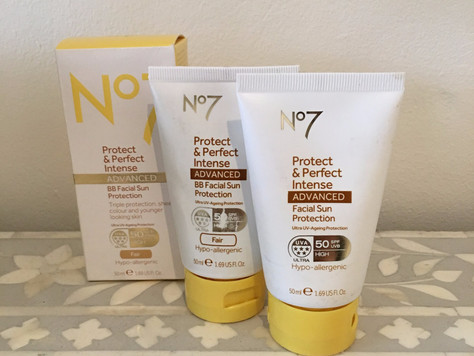Skincare and makeup No7 product review