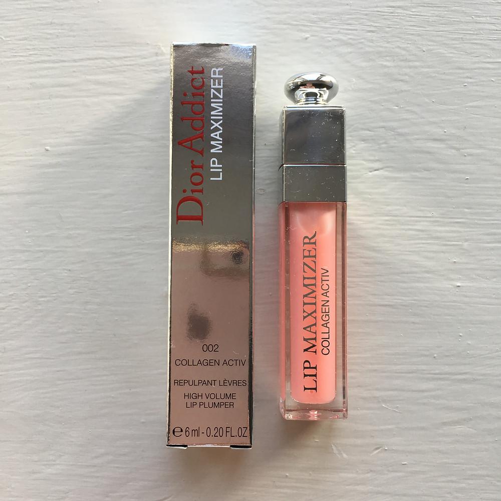 Peachy Collagen Lip Gloss