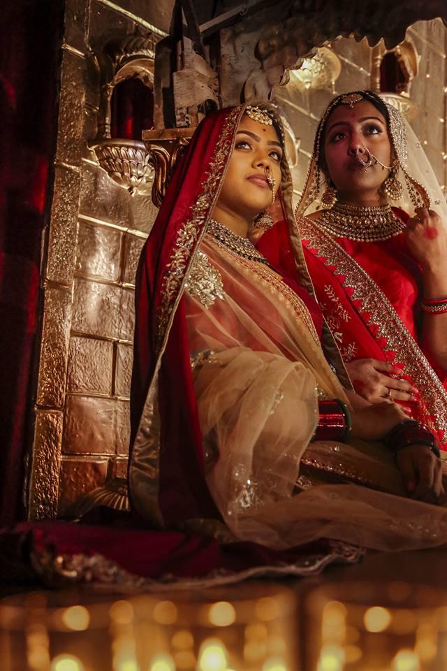 Padmavati Inspired - VeenaThambaps