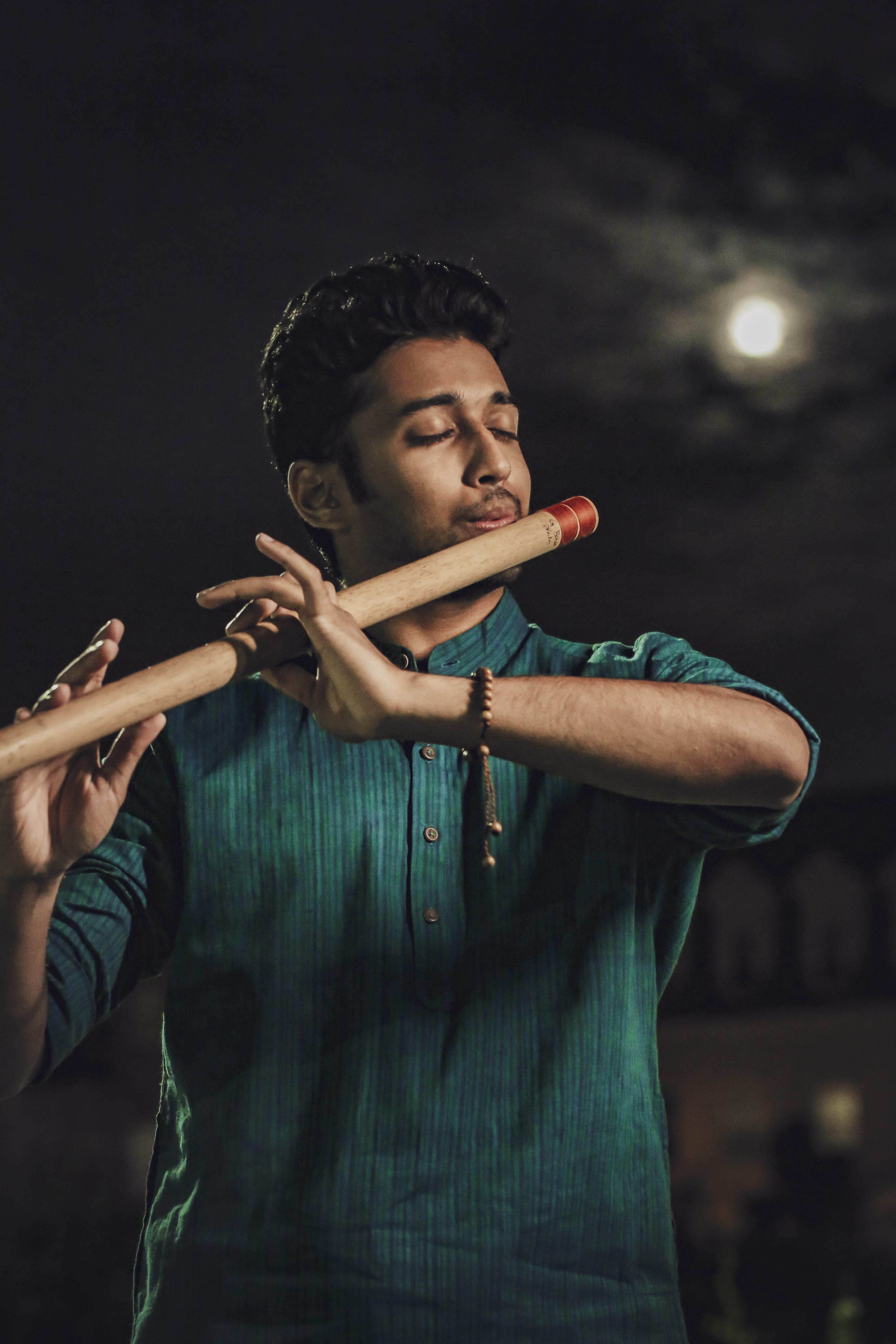 The Flute Guy - Praveen Prathapan
