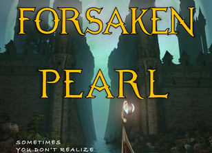 Press Release: THE FORSAKEN PEARL now available on Amazon