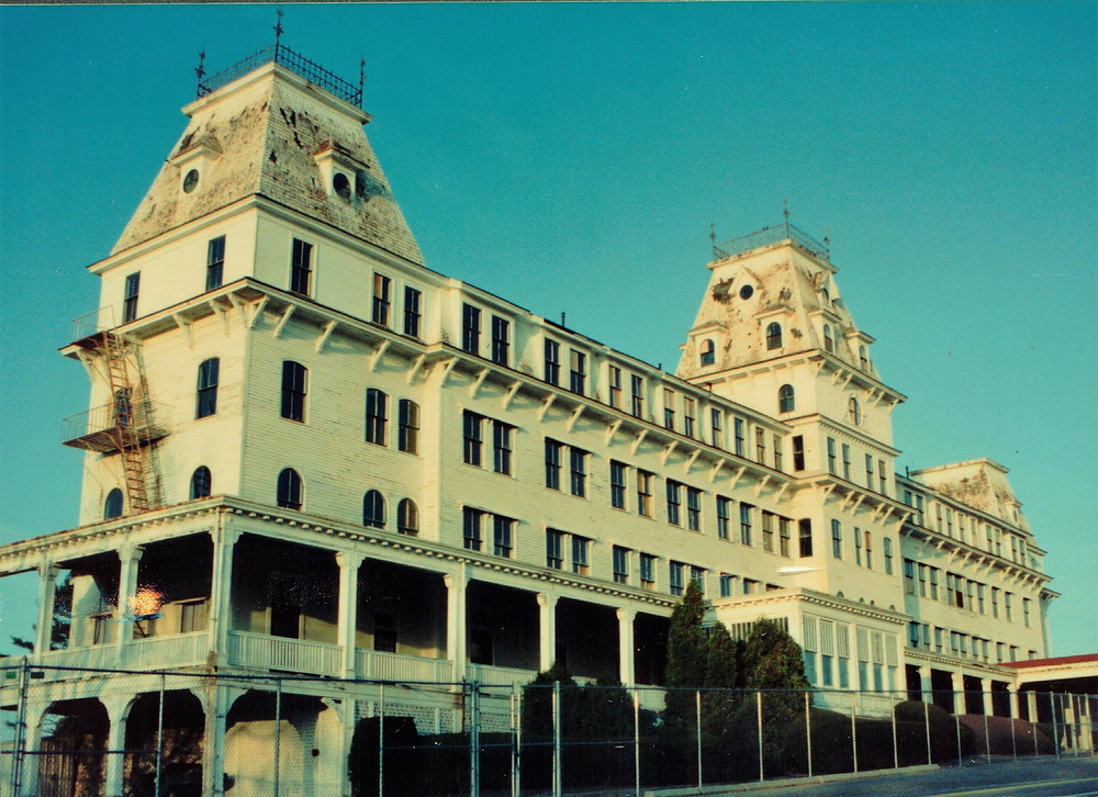 picture of the Wentworth-by-the-Sea hotel 1989