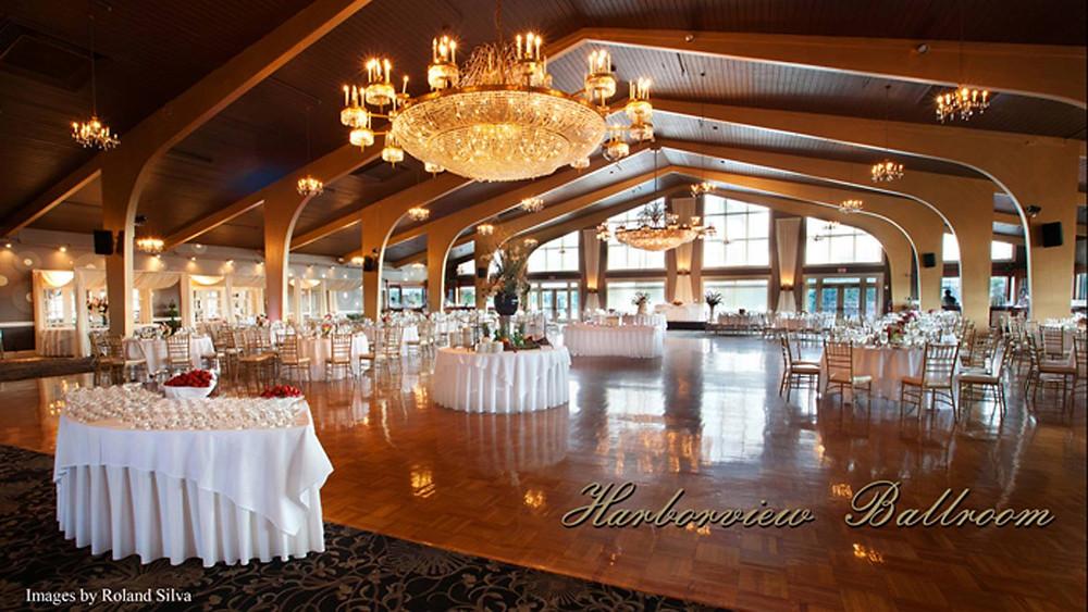 Ballroom at Danversport Yacht Club