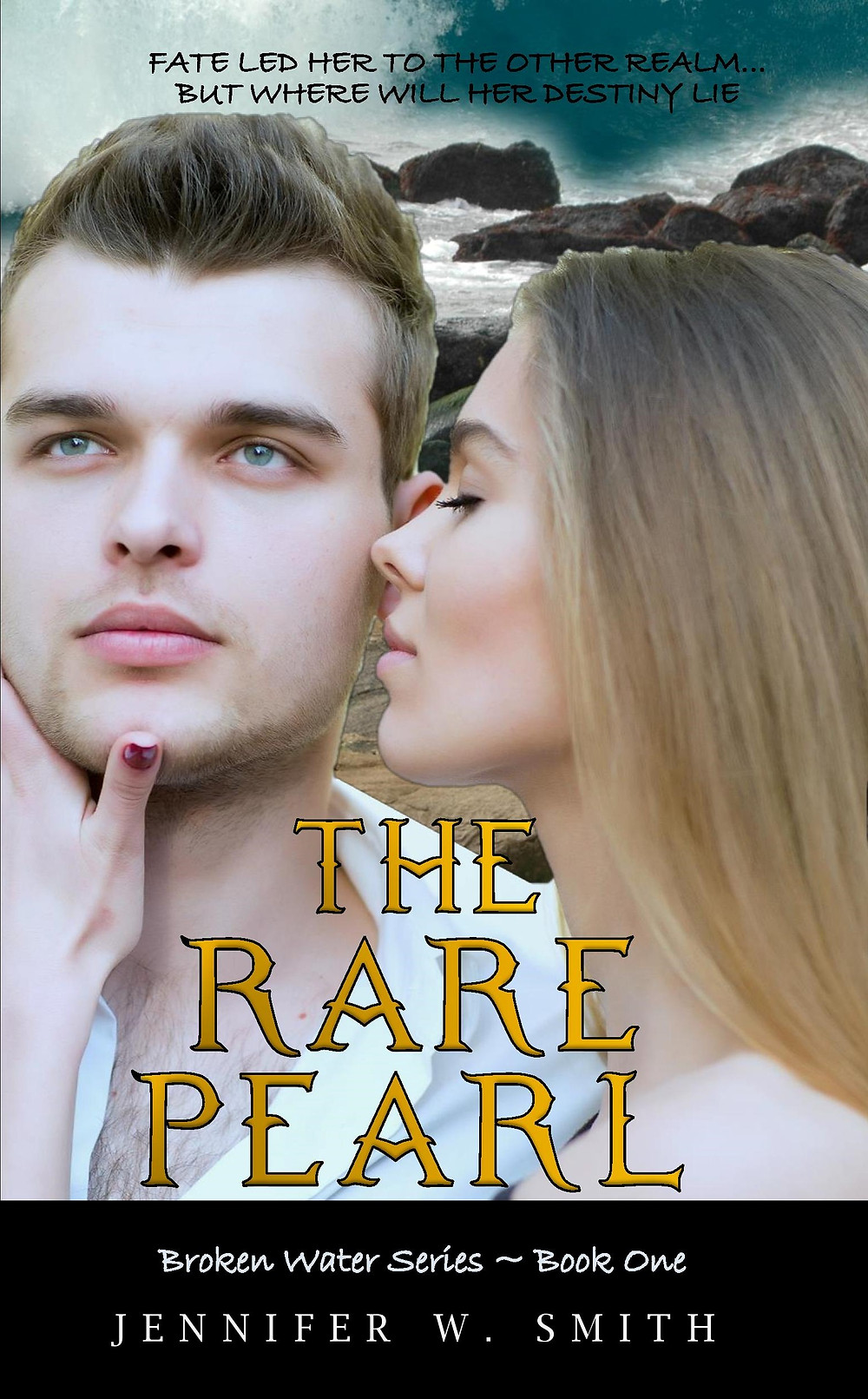 Book Cover: The Rare Pearl