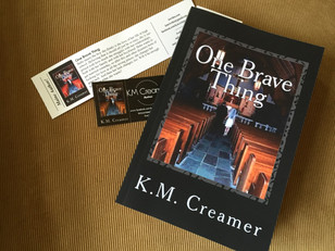 Book Review: One Brave Thing by Maine author K. M. Creamer