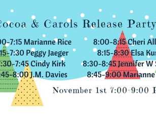 Holiday Book Release Party