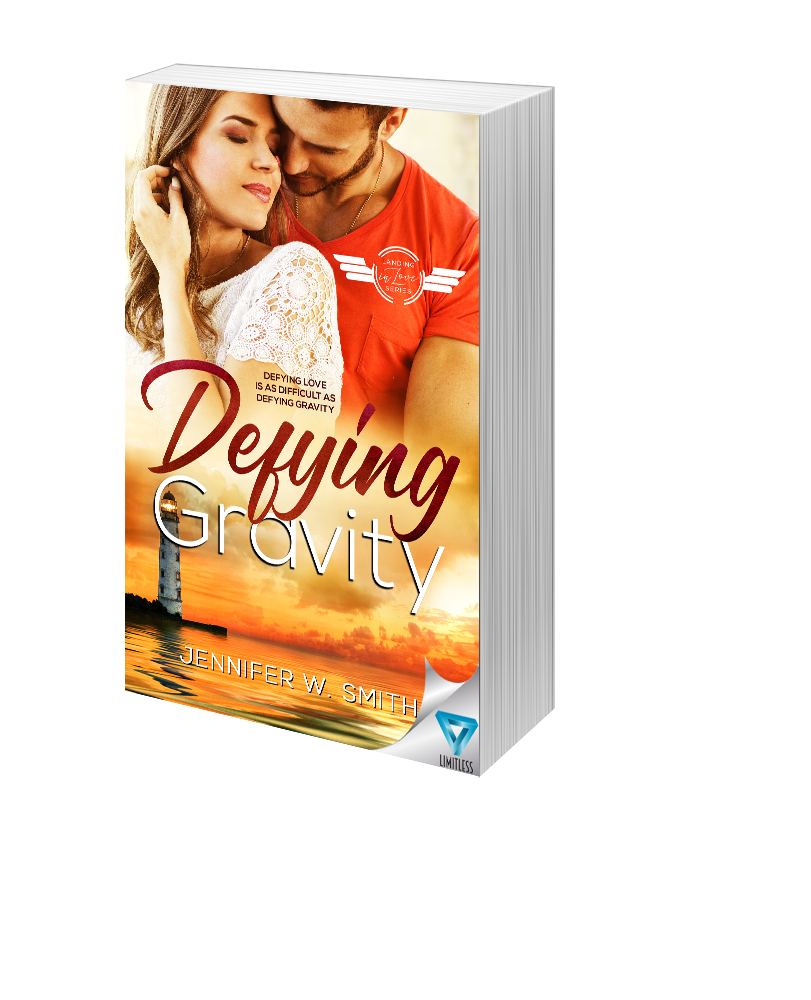 Defying Gravity Novel by Jennifer W. Smith