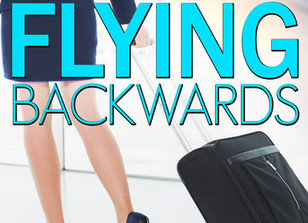 "Why Titled ""Flying Backwards"""