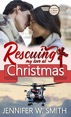 Rescuing my love at Christmas Front Cove