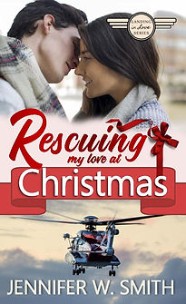 Rescuing my love at Christmas Front Cover.jpg