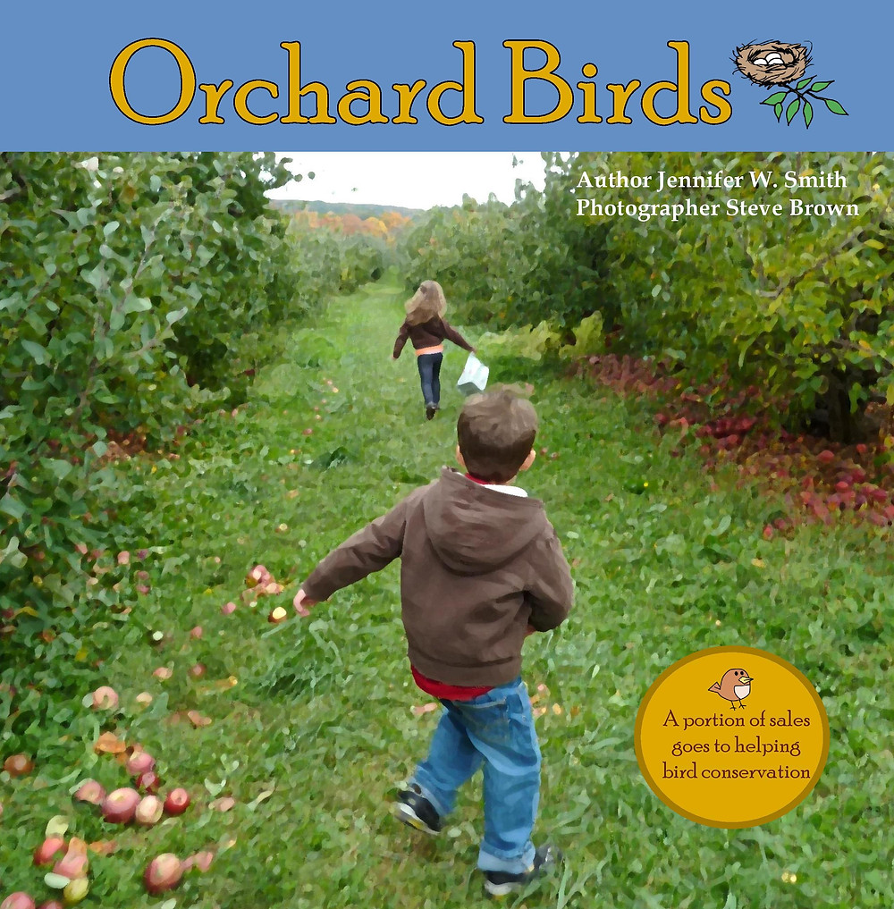 Cover of Orchard Birds