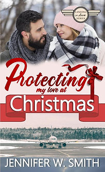 Protecting my love at Christmas Front Co