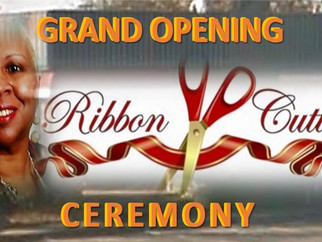 GRAND OPENING IS COMING SOON!!