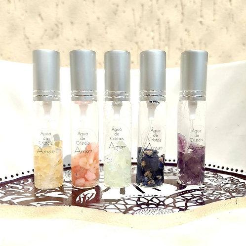Água de cristais Amar